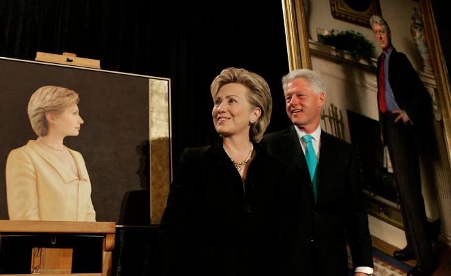 Как семейство Клинтън изкарва по 72 хил. долара на ден