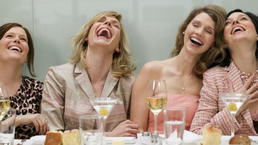 Няколко изненадващи причини да се усмихваме ежедневно