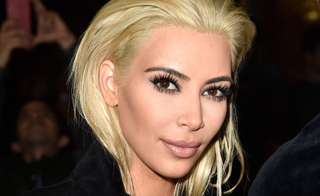 Израелски сайт цензурира снимки на Ким Кардашиан