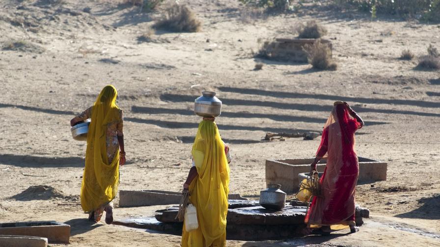 Мръсната вода убива повече жени от СПИН, рака на гърдата и диабета