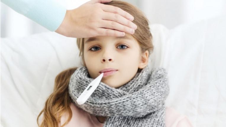 дете болест боледуване грип