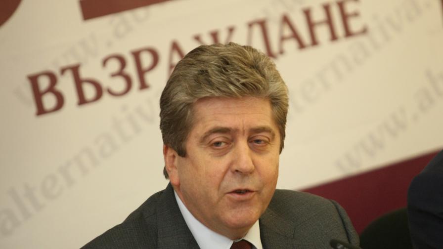Първанов: Като опозиция сме, защото ни идва в повече