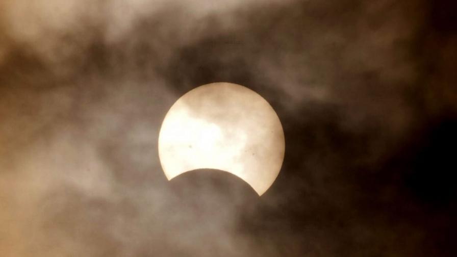 Къде софиянци ще могат да видят слънчевото затъмнение