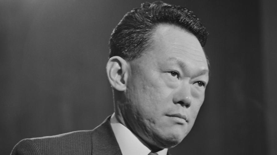 Почина създателят на модерен Сингапур
