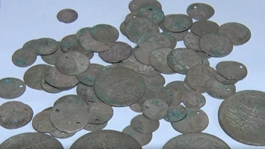 Мъж откри сребърно съкровище в нива край Поповско село