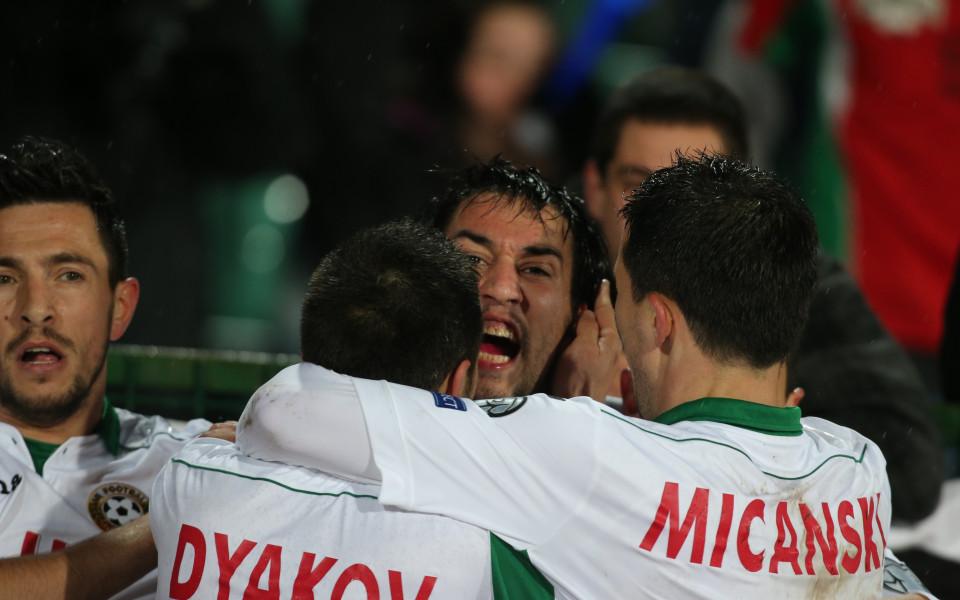Малко не стигна на България да срази Италия в дебюта на Петев