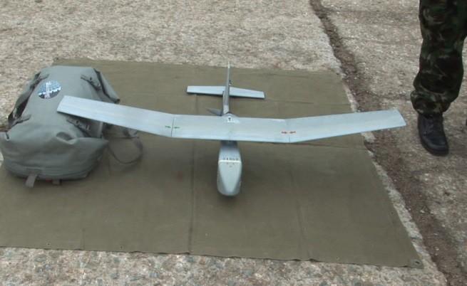 Безпилотни самолети в българската армия