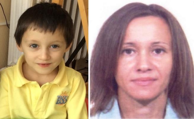 СДВР търси информация за жена и дете