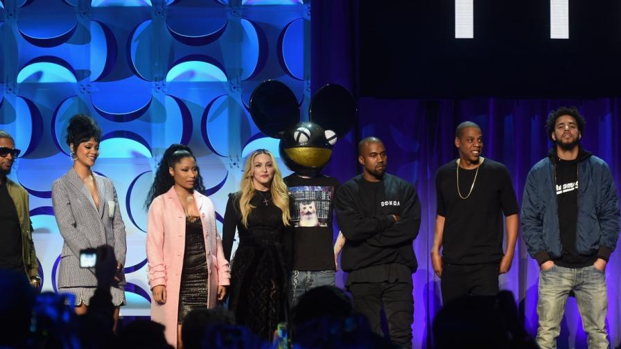 Известни музиканти пуснаха конкурент на Spotify