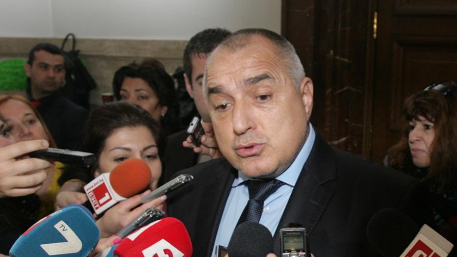 Борисов потвърди, че се е срещал с Цветан Василев