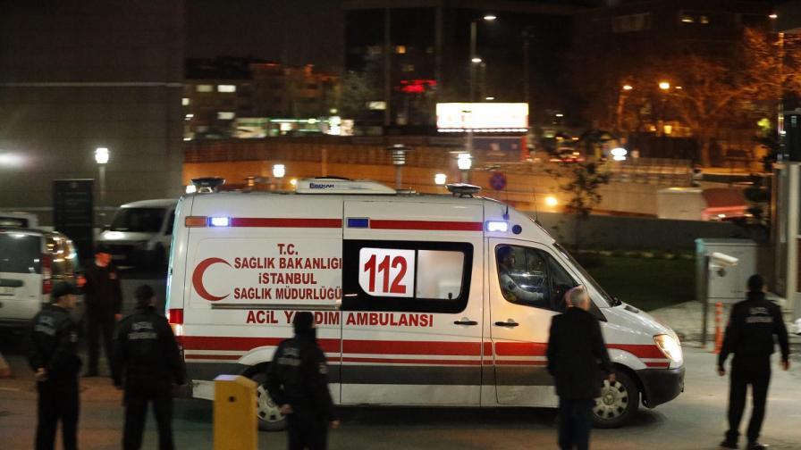 Освободеният турски прокурор почина от раните си