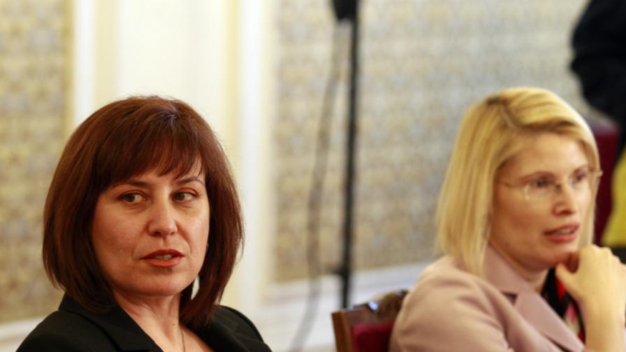 Избраха Теодора Точкова за главен съдебен инспектор