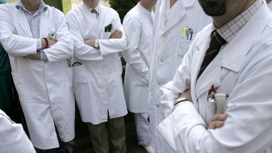 Лекари протестират в Световния ден на здравето