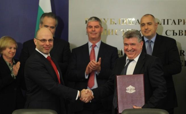 Подписано е споразумение за 30% намаление на цената на тока от Марица Изток 1 и 3