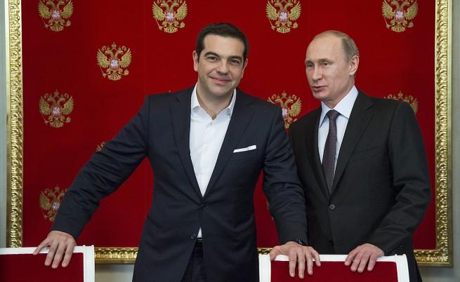 """Русия обмисля да предплати на Гърция печалбите от """"Турски поток"""""""