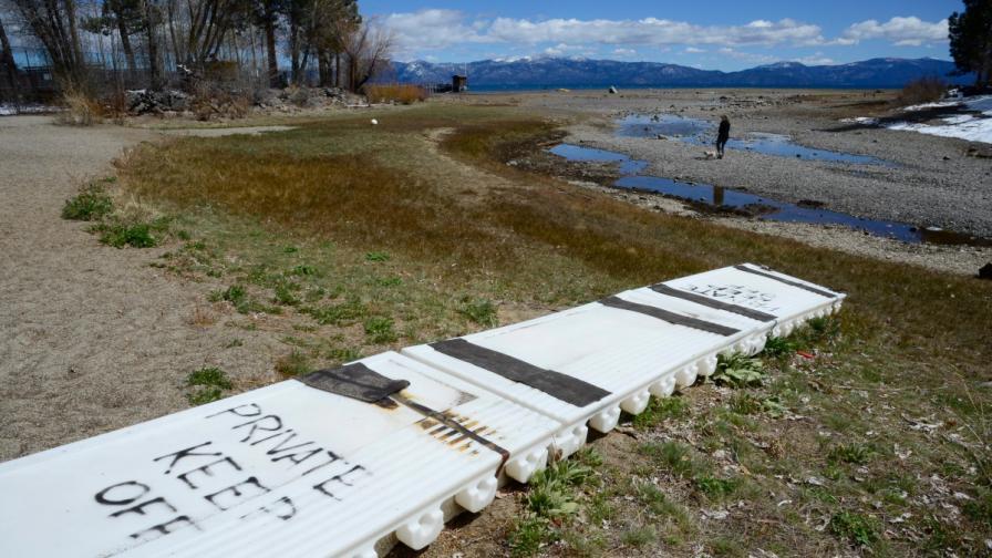 В Калифорния затегнаха правилата за разход на вода в тоалетните и мивките