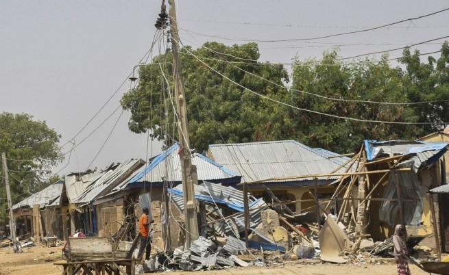 """Боко Харам"" обучавали отвлечени жени за бойци"