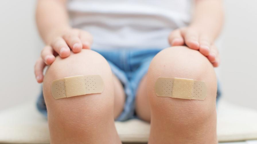 Лепенка с кожни клетки ще ускорява лечението на рани