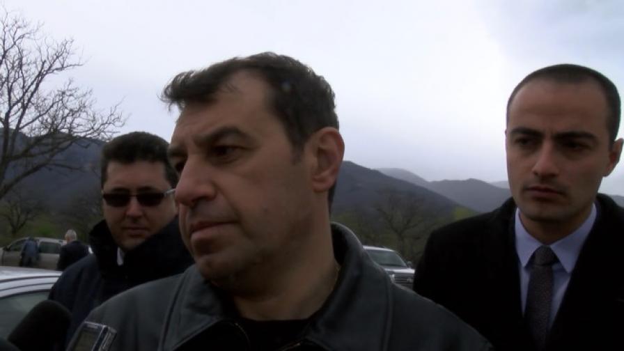 Иван Стоенчев, директор на ВМЗ-Сопот