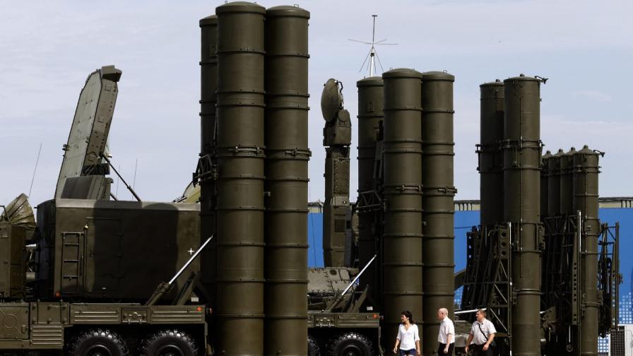 <p>Новото оръжие на Турция: какво могат руските С-400</p>