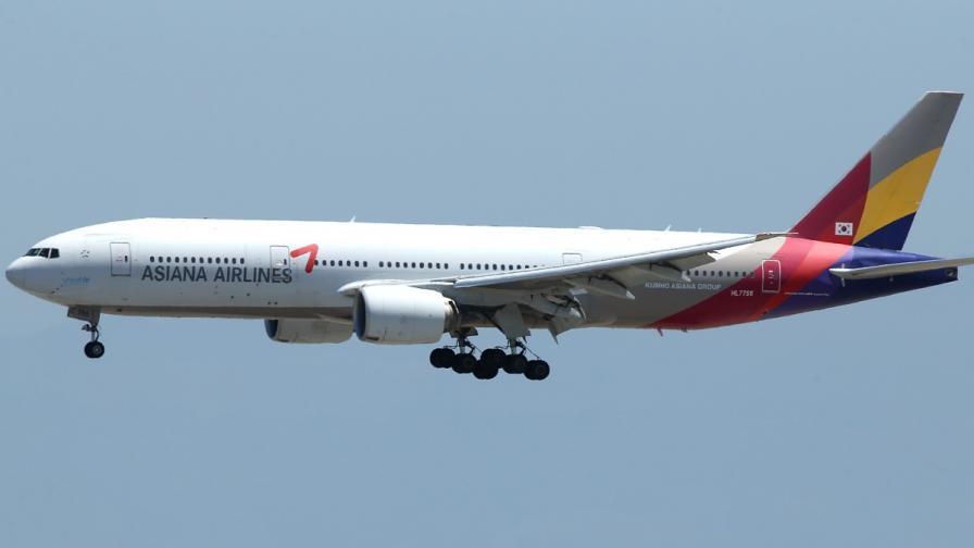 23-ма ранени при аварийно кацане на южнокорейски самолет в Хирошима