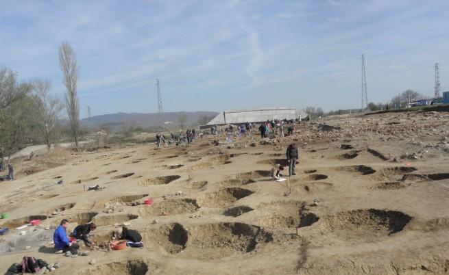 Откриха римска вила по трасето на АМ