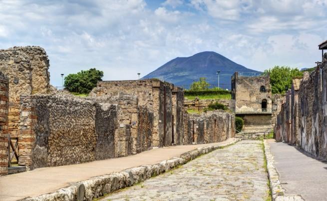 Вулкан може да сложи край на цивилизацията