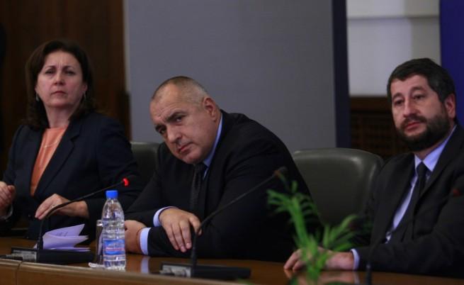Борисов: За съдебна реформа трябват промени в Конституцията