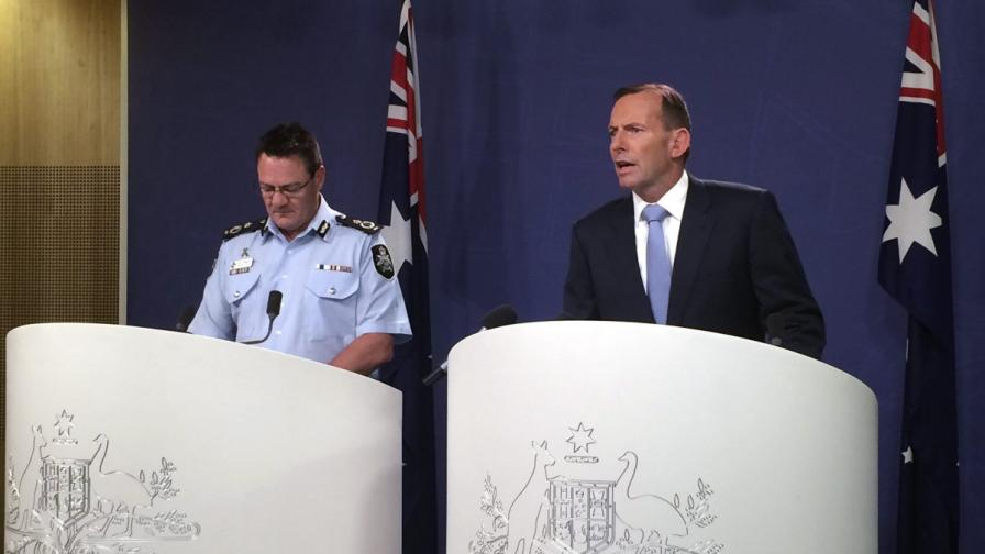 Австралия задържа петима тийнейджъри за тероризъм