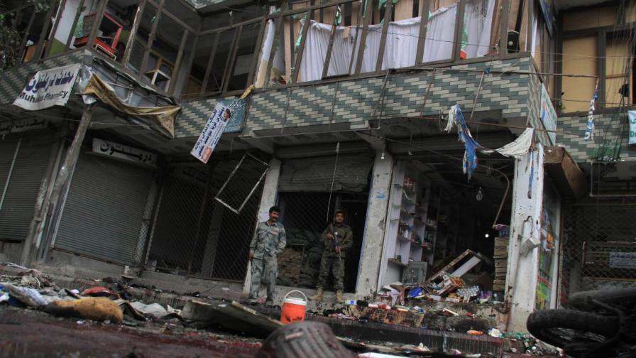 ИД пое отговорността за атентата в Афганистан