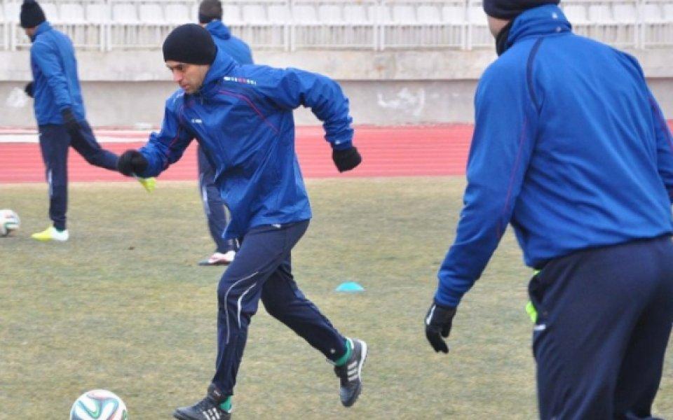 Петър Златинов аут за мача с Локо Пловдив