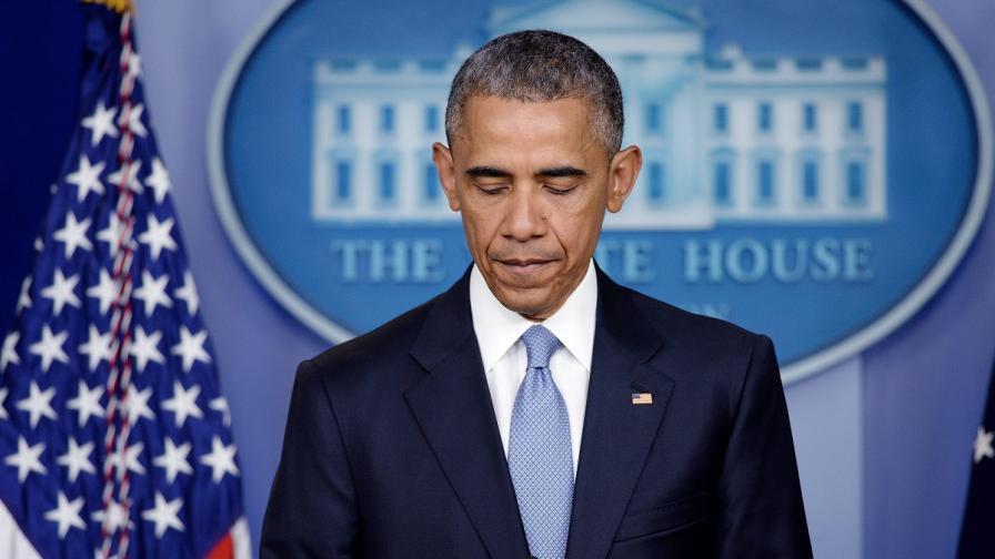 Обама пое отговорност за случайна смърт на заложници