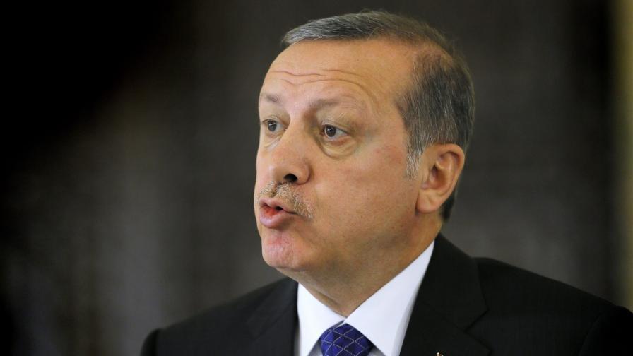 Ердоган заплаши ЕС