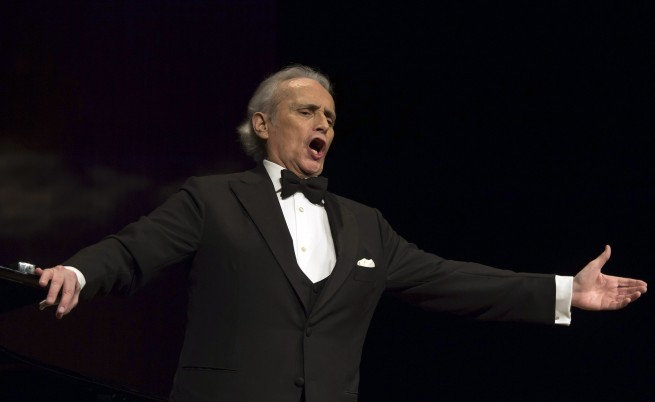 Хосе Карерас ще изнесе прощален концерт у нас
