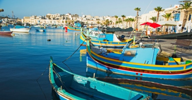 Снимка: На лов за приключения в Малта