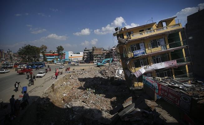 Непал обявява край на спасителните операции след земетресението