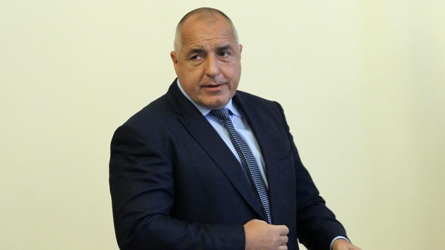 Борисов пред ТАСС: Дано началниците се разберат и санкциите да паднат