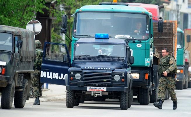 Акцията в Куманово завърши с 8 убити и 37 ранени полицаи