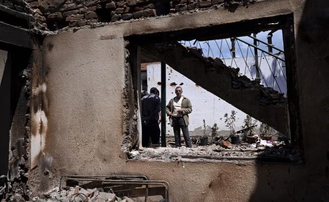 Разбитата група в Куманово планирала нападение в Скопие в края на май