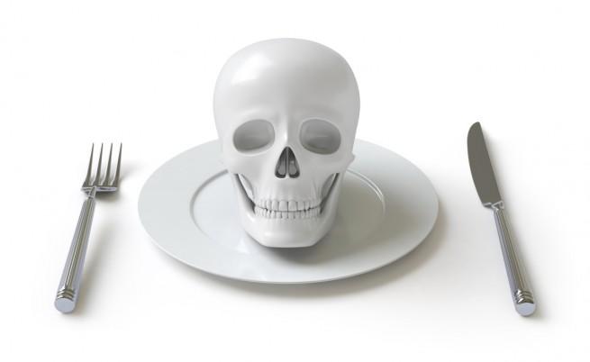 Канибализъм: историята на хора, които ядат хора