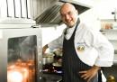 От кухнята на шеф Манчев: Сьомга с гриловани тиквички