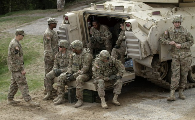 Балтийските страни и Полша искат от НАТО постоянно присъствие