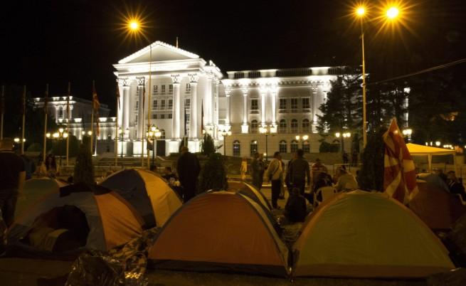 Джамбазки: Нашият национален интерес е защита на териториалната цялост на Македония
