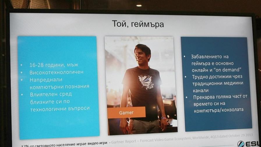 Геймъри, гответе се: И в България започва шампионат по електронни спортове