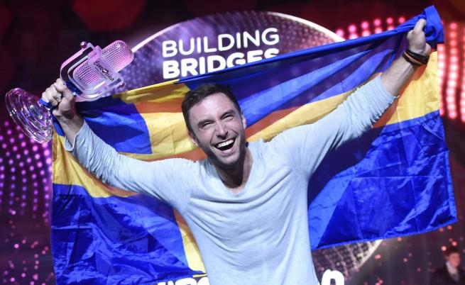 Швеция триумфира на