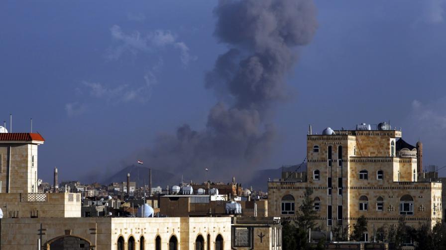Над 30 убити при вълна от бомбени атентати в Йемен