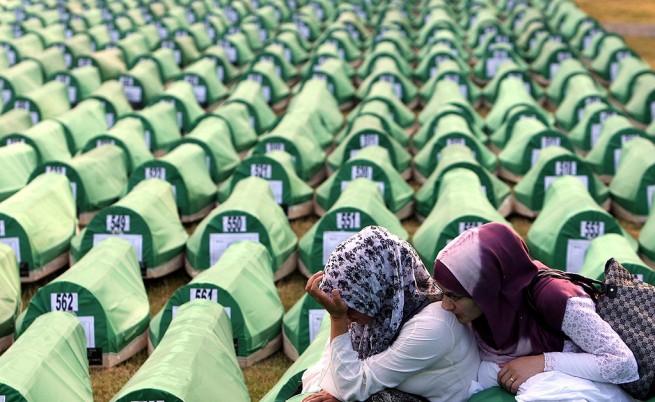 Русия не признава събитията в Сребреница за геноцид