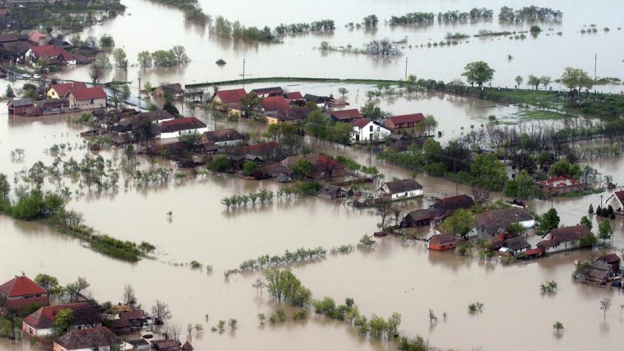 Как се случват наводненията?