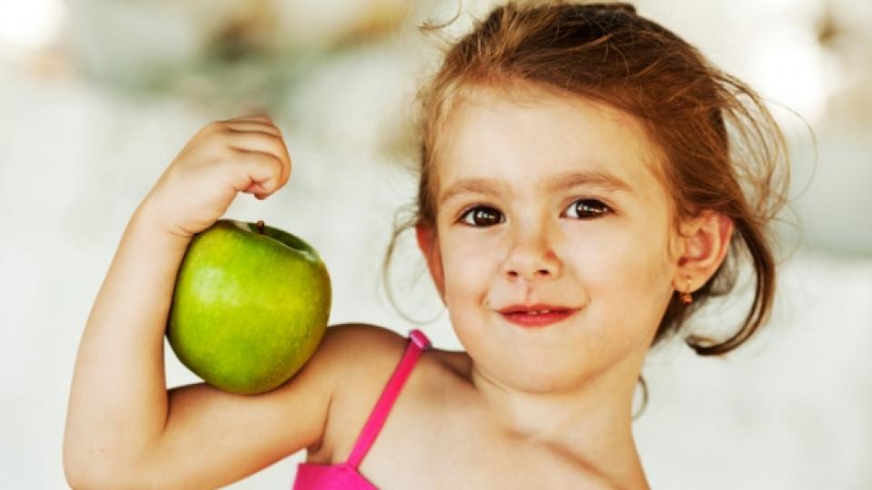 Опасните храни в детското меню