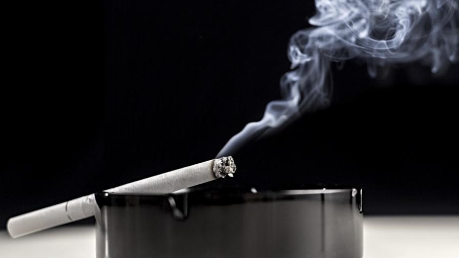 Почти всеки втори мъж и всяка пета жена у нас пушат